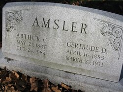 Arthur Carl Amsler