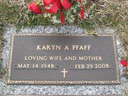 Karyn Allie <i>Richardson</i> Pfaff