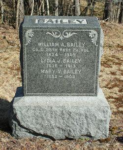 Lydia J. <i>Hotchkiss</i> Bailey