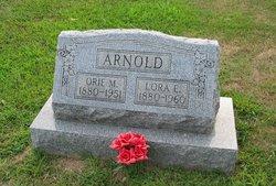 Lora Etta <i>Garrett</i> Arnold