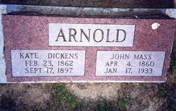 Katherine <i>Dickens</i> Arnold