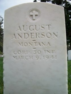 August Anton Anderson