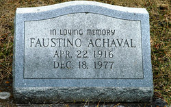 Faustino Archaval