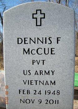 Dennis F. McCue