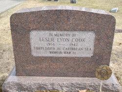 Leslie Lyon Cook