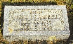 Agnes <i>Lauder</i> Campbell