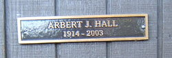 Arbert J Arbie Hall