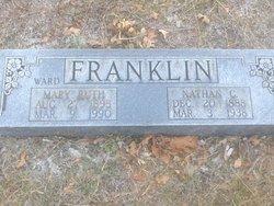 Mary Ruth <i>Ward</i> Franklin