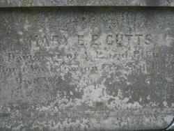 Mary Estelle Elizabeth Cutts