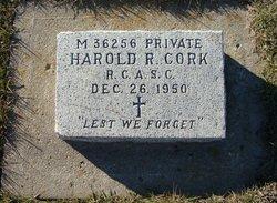 Harold Reginald Cork