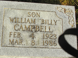 William Billy Campbell
