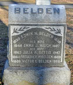 Julia R <i>Bettis</i> Belden