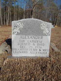 Fay Latreese Alexander