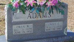 Owen W. Adams