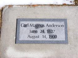 Carl Magnus Anderson