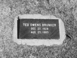 Ted Owens Brunker