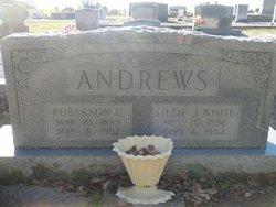 Lillie J <i>White</i> Andrews