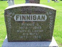 Mary C. <i>Loehr</i> Finnigan