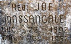 Rev Joe Massangale