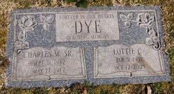 Charles M Dye