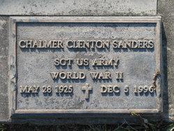 Chalmer Clenton Sanders