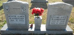 Louoma Joyce <i>Neal</i> Blankenship