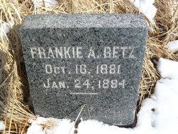 Frankie A Betz