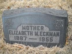 Elizabeth M. <i>Tuergens</i> Eckman