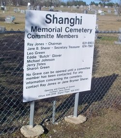 Shanghi Cemetery