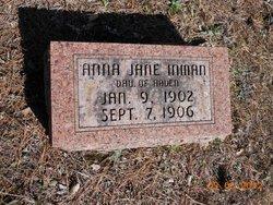 Anna Jane Inman