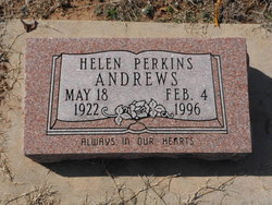 Helen Bell <i>Fox</i> Andrews