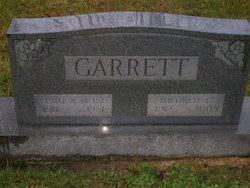 Mildred <i>Greenwood</i> Garrett