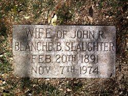 Blanche Beatrice <i>Parkinson</i> Slaughter