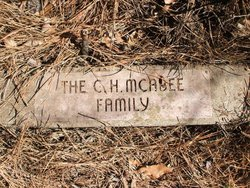 Cotter Henry McAbee