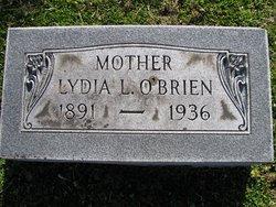 Lydia L <i>Dunham</i> O'Brien