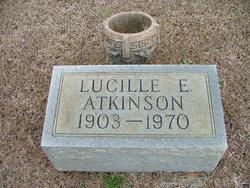 Lucille E Atkinson