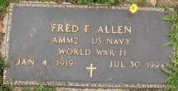 Fred Franklin Allen