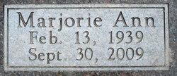 Marjorie Ann <i>Peine</i> Clovis