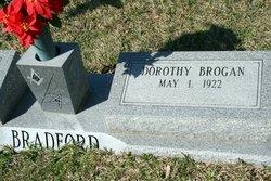 Dorothy <i>Brogan</i> Bradford
