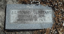 J. L. Tommy Constant