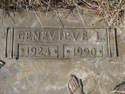 Genevieve Lea <i>Houdeshell</i> Adams