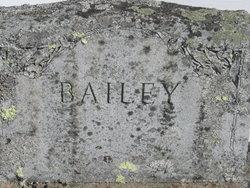 Mary Emma <i>Holmes</i> Bailey