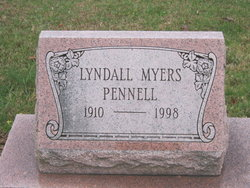 Mary Lyndall <i>Myers</i> Pennell