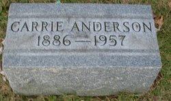Carrie Emma <i>Ashley</i> Anderson