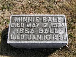 Minnie Ball