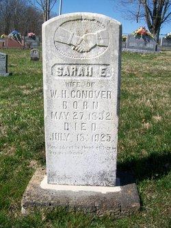 Sarah Elizabeth <i>Stapp</i> Conover