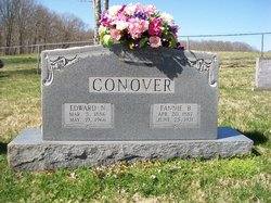 Fannie Baker <i>Atchley</i> Conover