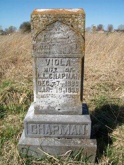 Viola <i>Bryant</i> Chapman