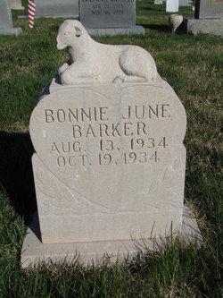 Bonnie June Barker