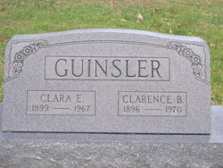 Clara E. Guinsler